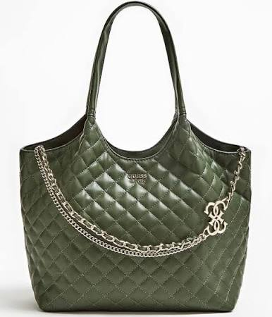 BOLSO GUESS VERDE