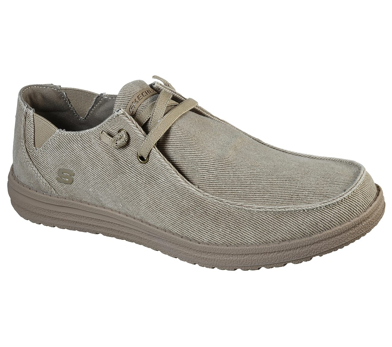 DEPORTIVO SKECHERS MELSON-RAYMON  TAUPE