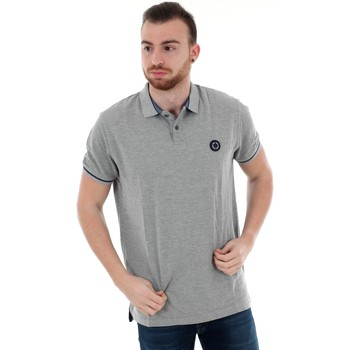 POLO TERENCE PEPE JEANS GRIS CLARO