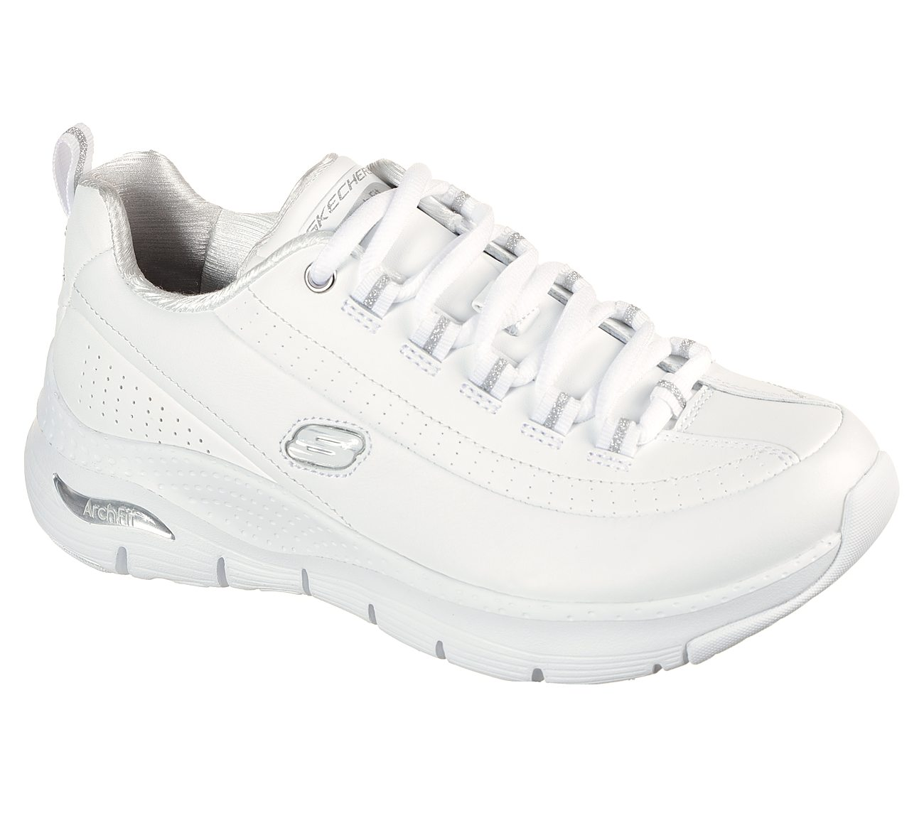 DEPORTIVO SKECHERS ARCH FIT BLANCO